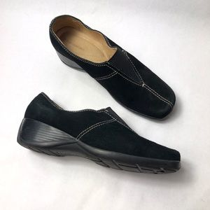 """Naturalizer """"Armon"""" Women Suede Loafers"""